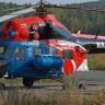 Вертолёт МИ-2 после капитального ремонта.