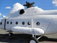 Вертолет МИ-8-Т после капитального ремонта