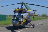 Вертолет Ми-2 после капитального ремонта 2016 года