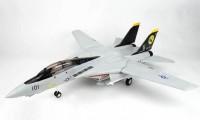 Радиоуправляемая модель самолет F14 полный комплек