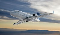 Самолёт бизнес класса Bombardier Challenger 605
