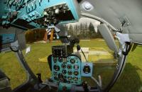 Вертолет Ка-26 приборы пилота