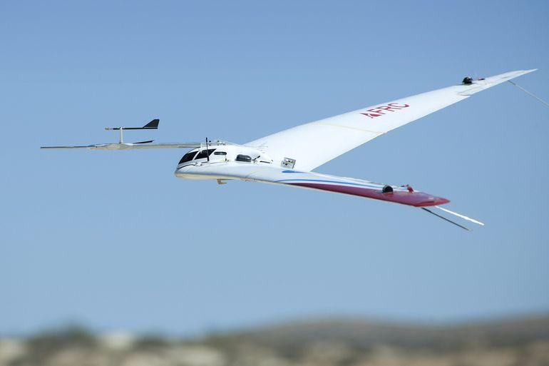 Первый летательный аппарат для исследования Марса создан специалистами НАСА