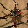 Гексакоптер DJI F550 с Naza V2 в сборе